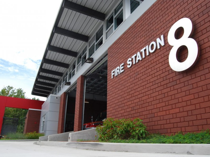 Fire Station 8 – St. Pete