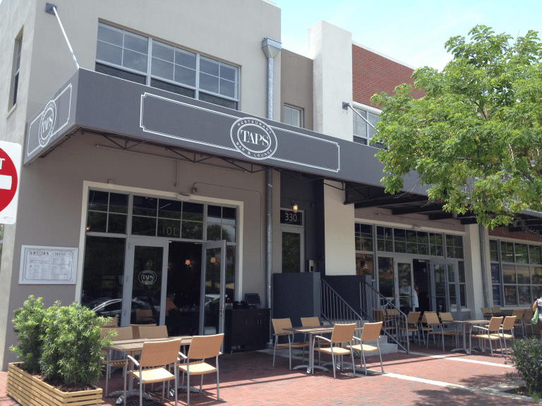Taps – Ft. Lauderdale