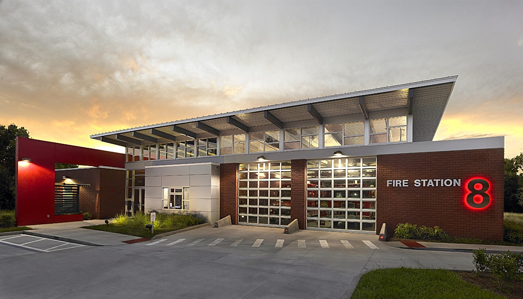 Fire Station 8 St Pete McCants Architecture Tampa