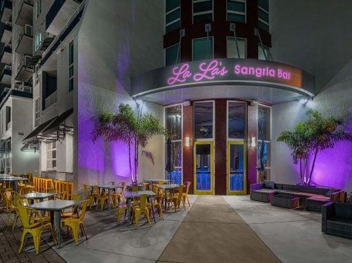 La La's Sangria Bar