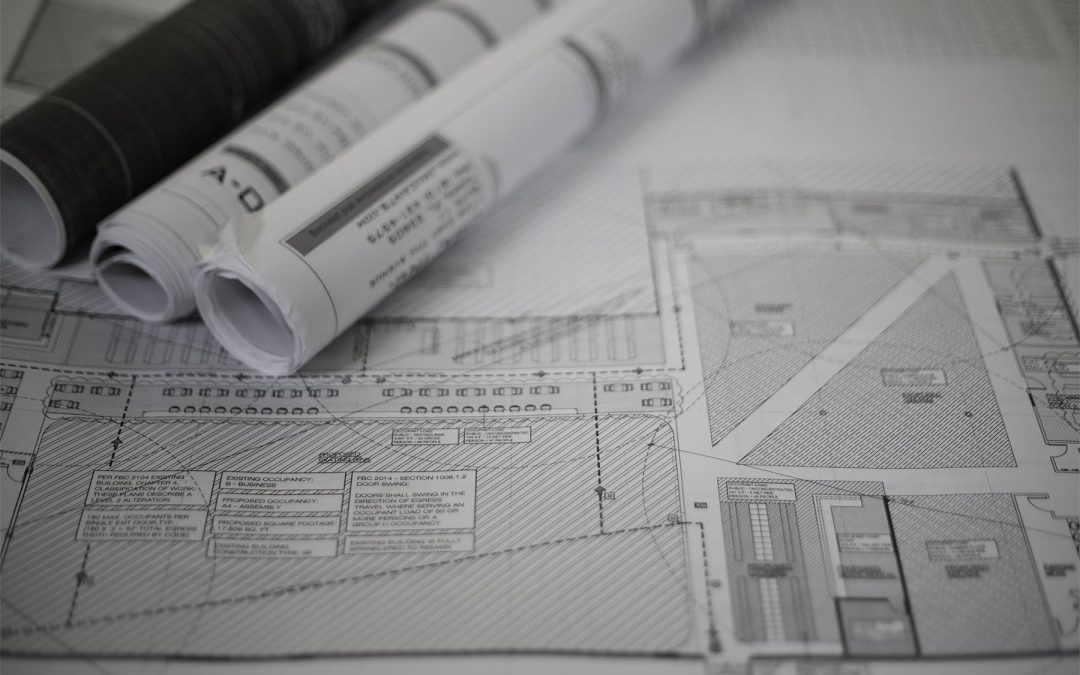 Why architecture blueprints are proven to be necessary
