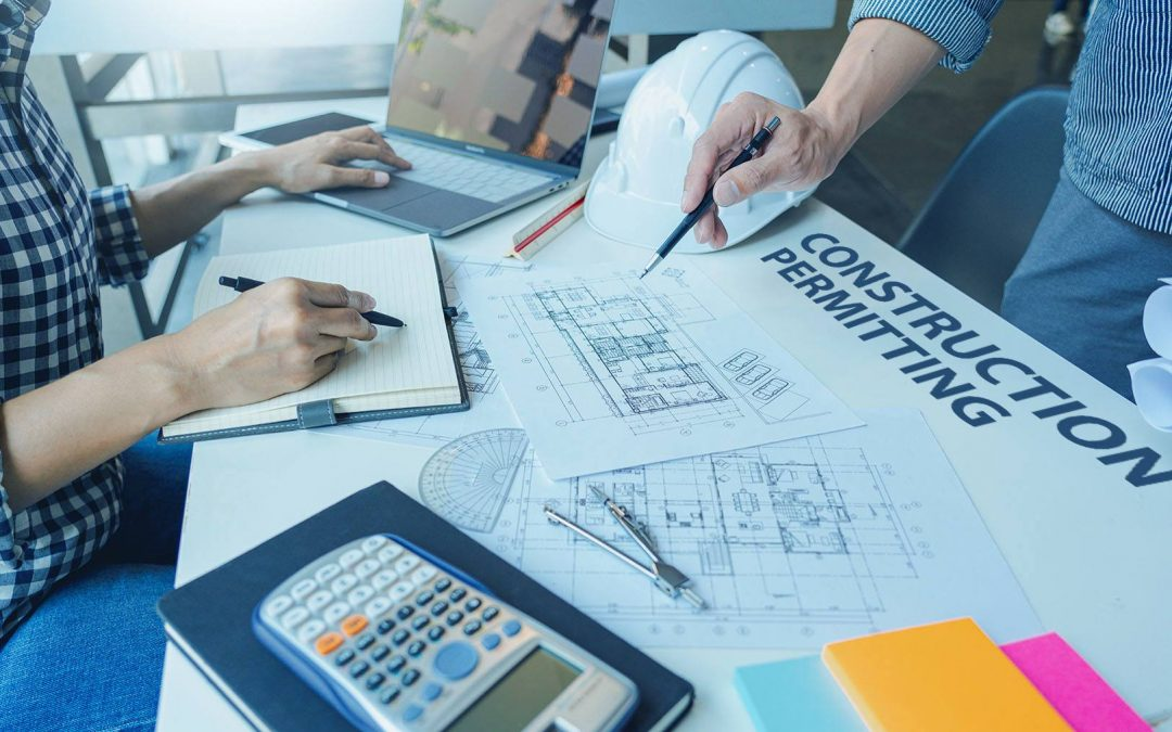 Construction permitting is complicated so hiring a qualified architect is essential